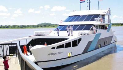 Proyectan  ferry que unirá Villeta con Villa Hayes