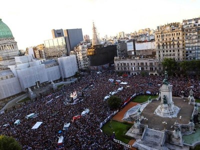 Argentina pidió justicia a un mes del asesinato de Fernando Báez