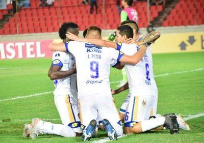 Luqueño busca confirmar su avance en la Sudamericana