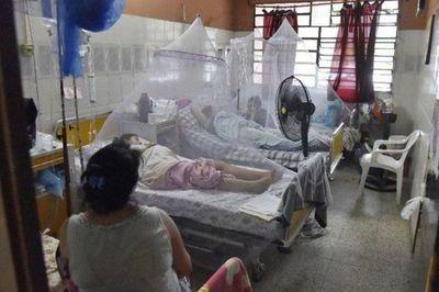 Clínicas registró descenso en casos de dengue, pero...