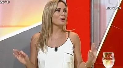 Dahiana Bresanovich sospecha que hicieron un 'trabajo' en su contra