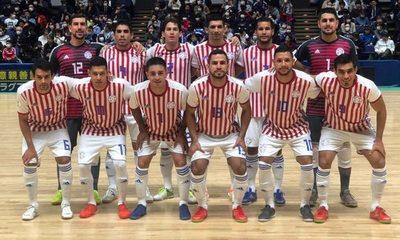 Paraguay tumba a Japón en amistoso