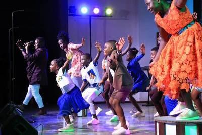 Hoy miércoles el coro de niños de Watoto se presenta en la Iglesia MG de Filadelfia