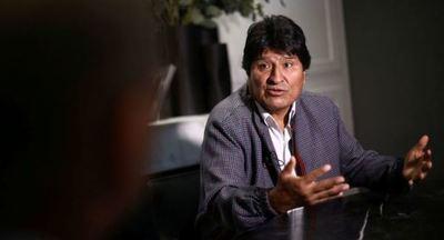 El Tribunal Electoral de Bolivia inhabilita candidatura parlamentaria de Evo Morales