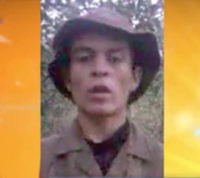 Policía recaptura a presunto exintegrante del grupo armado ACA