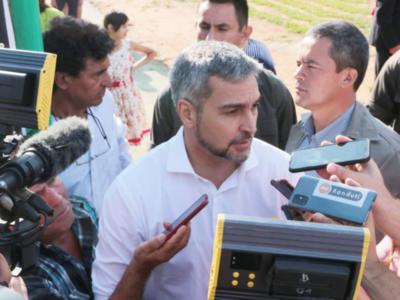 Situación de Miguel Cuevas depende de la justicia y no del presidente de la República, asegura Mario Abdo