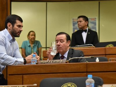 Tribunal confirma la prisión para el diputado Miguel Cuevas