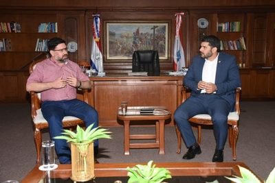 Intervendrán plazas del Congreso para revitalizar al centro histórico de Asunción