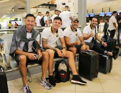 Guaraní va a Chile con miras a su acceso al Grupo B