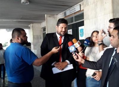 Defensa de Miguel Cuevas presenta un habeas corpus preventivo