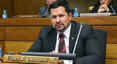 Corte rechaza habeas corpus de Ulises Quintana y seguirá en la cárcel