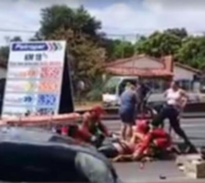 Hombre muere en accidente fatal de Capiatá