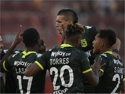 Atlético Nacional avanza de fase