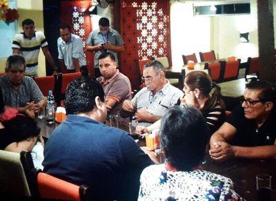 Riera resta adherentes a HC y Añeteté en Paraguarí
