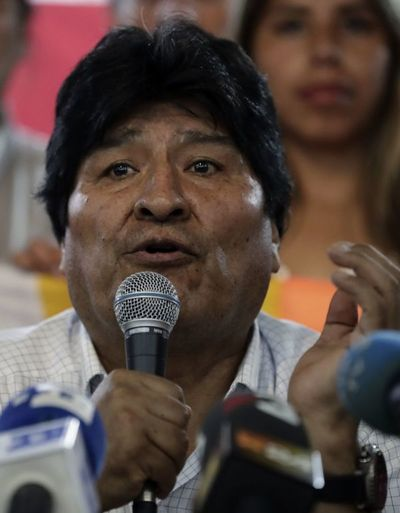 Fiscalía abre proceso penal contra Morales