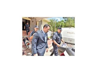 Corte rechaza el hábeas corpus del diputado Quintana y seguirá preso