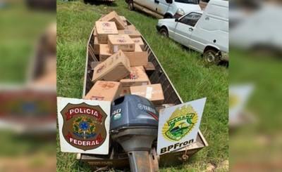 Cigarrillos paraguayos caen por contrabando en Brasil