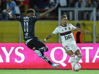 Independiente del Valle y Flamengo firman tablas