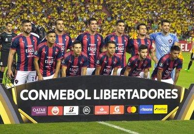 Cerro Porteño cae por la mínima ante el Barcelona de Guayaquil