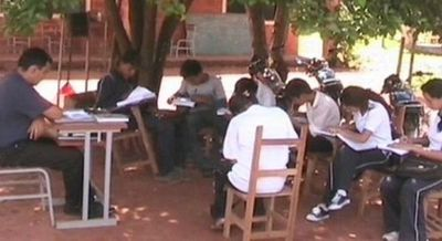 MEC dice que solo 158 de 6.000 escuelas no están en condiciones