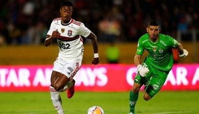 Empate por la Recopa: El 2-2 entre Independiente del Valle y Flamengo