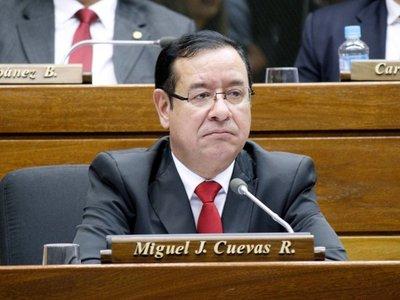 Jueza rechaza hábeas corpus de Cuevas para evitar prisión