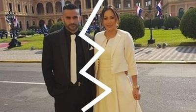 Ruth Alcaraz inició los trámites de divorcio de su marido