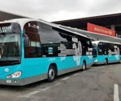 Estrenan el primer autobús gratuito en Madrid