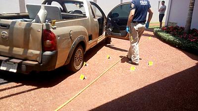 Matan de ocho balazos a un hombre en Santa Rita