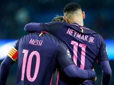 Messi habla de Neymar y su eventual retorno al Barcelona