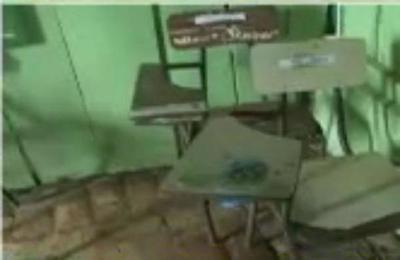MEC al fin apareció: instalaron aulas móviles en Buena Vista, Caazapá