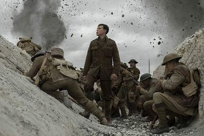 """""""1917"""" es una historia sencilla enmarcada en una maravilla técnica"""