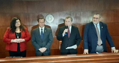 Alberto Martínez Simón es el nuevo presidente de la Corte