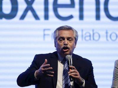 Alberto Fernández asegura que el FMI le dio la razón sobre la deuda