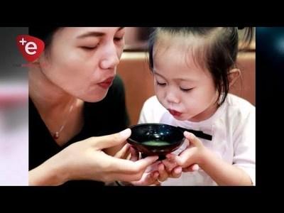Mal hábito de soplar los alimentos y besar a los niños en la boca acarrea graves problemas dentales