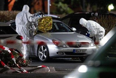 Hombre que mató a nueve en Fráncfort publicó un manifiesto