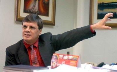 Sosa Pasmor renuncia como viceministro de Seguridad Interna