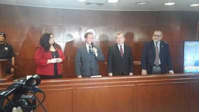 Alberto Martínez Simón es l nuevo presidente de la CSJ