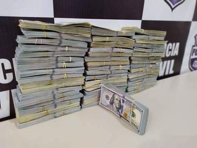 Dos mujeres fueron detenidas en Foz de Yguazú con G. 500 mil dólares