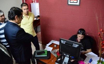 Prieto  denunció alteración de datos informáticos ante la Fiscalía