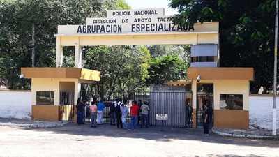 Miguel Cuevas ya se encuentra en la Agrupación Especializada