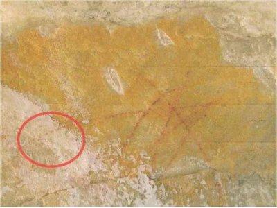 Condenan a un canal evangélico en Brasil por borrar pintura rupestre