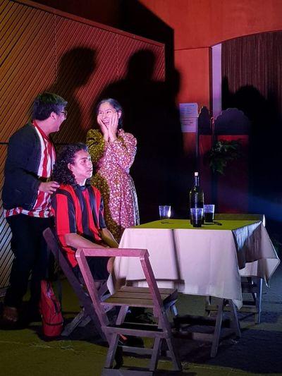 """Obra teatral """"Avalancha"""" se representará en la FADA/UNA"""