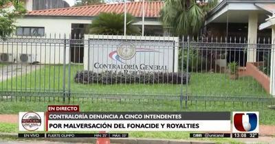 Cinco municipalidades son investigadas por irregularidades en Fonacide