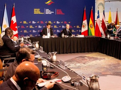 Grupo de Lima revitaliza esfuerzos en busca de una salida a crisis venezolana