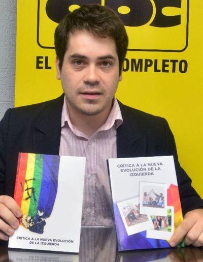 """Kolo'o omoherakuã izquierda  rehe ha """"ideología de género"""""""