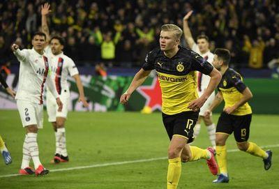 Dortmund y Atlético golpean