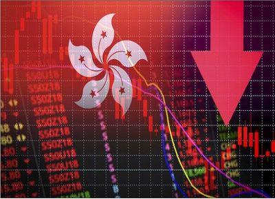 La caída de tres acciones de Hong Kong ofrece una moraleja
