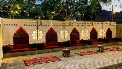 Sentí y viví la cultura árabe en Nefertiti Café & Arguile