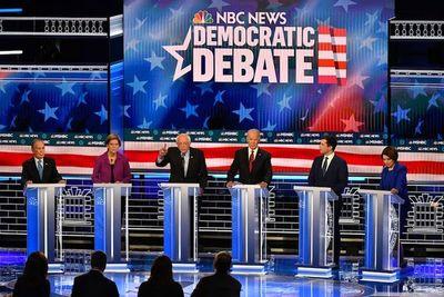 Aspirantes demócratas, en campaña presidencial